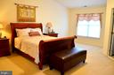 View 3 Master bedroom with sitting area - 22532 SCATTERSVILLE GAP TER, ASHBURN