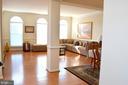 View Living Room - 22532 SCATTERSVILLE GAP TER, ASHBURN