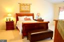 View 4 Master bedroom - 22532 SCATTERSVILLE GAP TER, ASHBURN