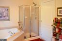 View1 Master Bath - 22532 SCATTERSVILLE GAP TER, ASHBURN