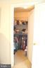 View Walk in closet 2 - 22532 SCATTERSVILLE GAP TER, ASHBURN