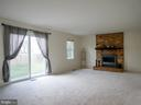 Family Room to Backyard - 604 POPLARWOOD PL, GAITHERSBURG