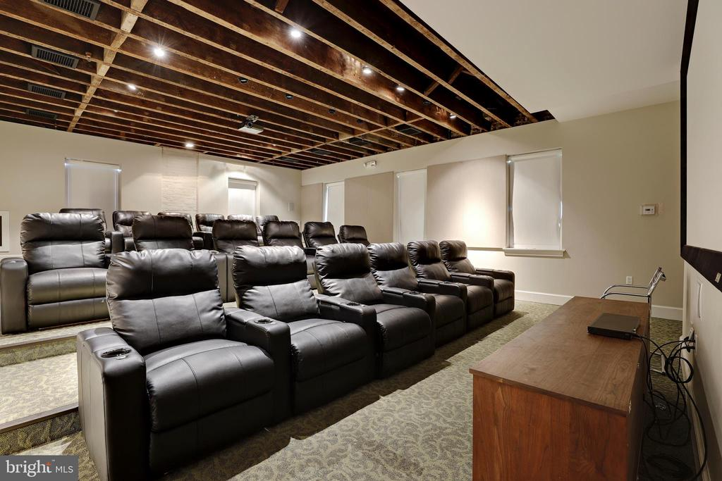 Theatre Room - 215 I ST NE #1A, WASHINGTON