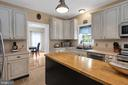 Farmhouse Chic Kitchen - 41743 STUMPTOWN RD, LEESBURG