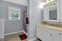 Separate Shower and Jacuzzi Tub - 41743 STUMPTOWN RD, LEESBURG
