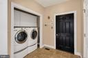 Laundry Room on Main Level - 41743 STUMPTOWN RD, LEESBURG