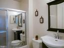 Hall Bath - 604 POPLARWOOD PL, GAITHERSBURG