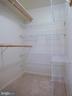 Master Walk-In Closet - 604 POPLARWOOD PL, GAITHERSBURG