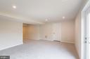 It is a walkout finished basment - 2283 RIVER BIRCH RD, DUMFRIES