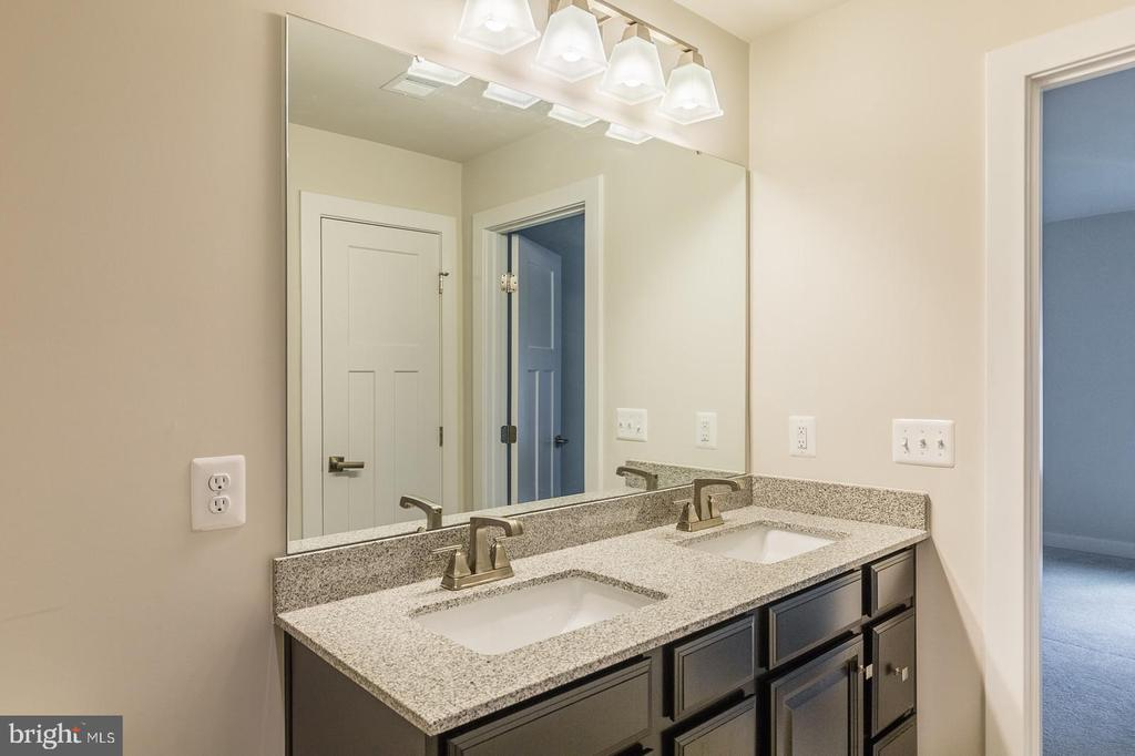 Hall bath - 2283 RIVER BIRCH RD, DUMFRIES
