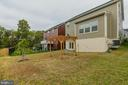 Look at the lot on this house! Flat yard. - 2283 RIVER BIRCH RD, DUMFRIES