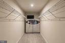 Check out this master closet! - 2283 RIVER BIRCH RD, DUMFRIES