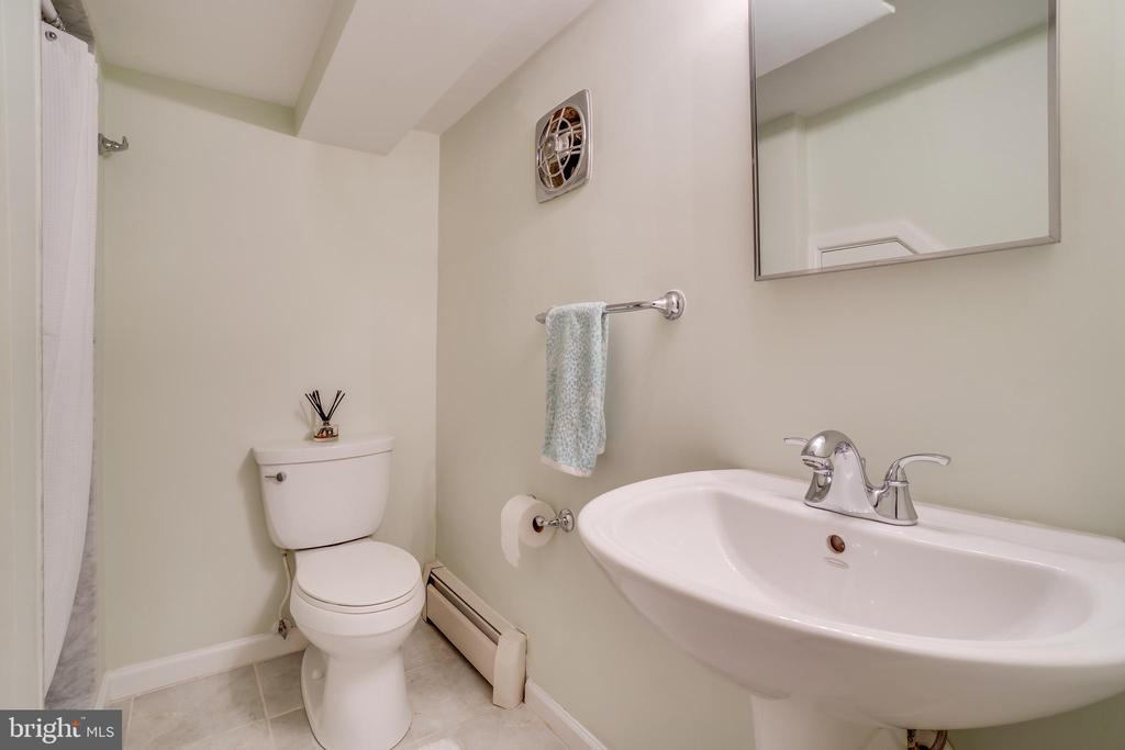 Full lower level bathroom - 300 QUEEN ST, ALEXANDRIA