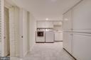 Tiled laundry room - 300 QUEEN ST, ALEXANDRIA