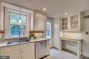 Ample cabinetry and counter space - 300 QUEEN ST, ALEXANDRIA