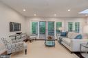 Family room - 3601 TILDEN ST NW, WASHINGTON
