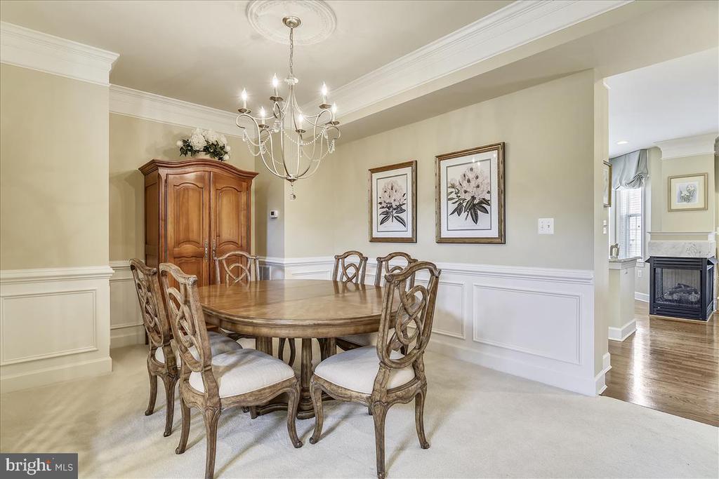 Formal Dining Room - 43433 WILD DUNES SQ, LEESBURG