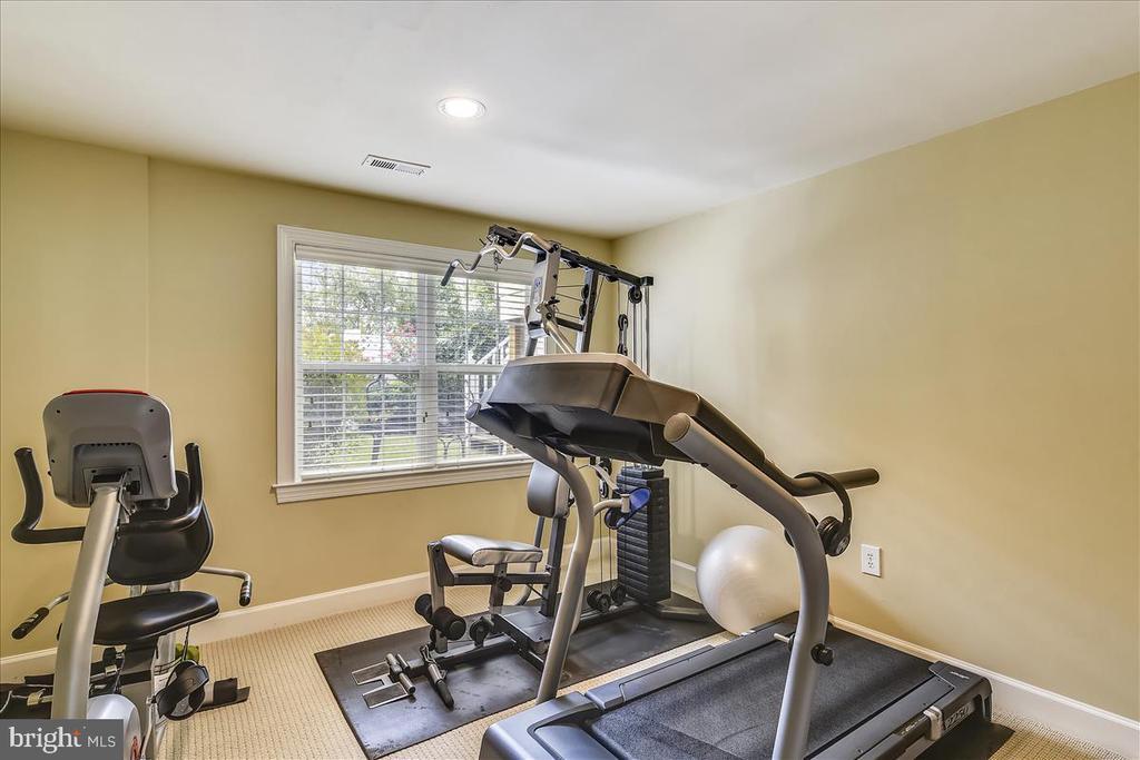 Exercise Room - 43433 WILD DUNES SQ, LEESBURG