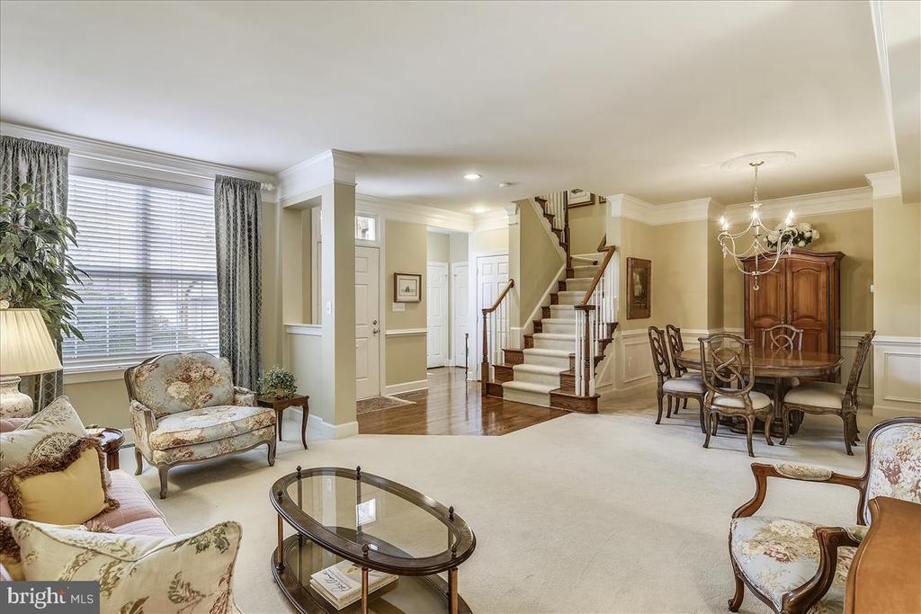 Formal Living Room/Dining Room - 43433 WILD DUNES SQ, LEESBURG