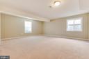 Bedroom 5 - Basement - 16350 BOATSWAIN CIR, WOODBRIDGE
