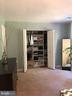 Master bedroom closet - 4449 HOLLY AVE, FAIRFAX