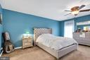 Master Suite Features walk-in closet - 41743 STUMPTOWN RD, LEESBURG