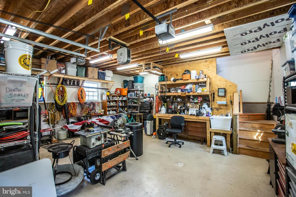 Every Person's dream...OVERSIZED detached garage - 1799 COURTHOUSE RD, STAFFORD