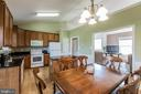 Open floor plan. Have the family hang out with you - 1799 COURTHOUSE RD, STAFFORD
