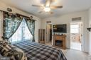 Spacious Master Bedroom with attached Master Bath - 1799 COURTHOUSE RD, STAFFORD