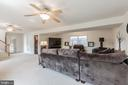 Now this is a family room! - 1799 COURTHOUSE RD, STAFFORD
