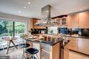 Kitchen - 3150 PROSPERITY AVE, FAIRFAX