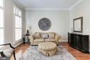 front living room/can be used as office space to - 12796 FOX KEEP RUN, FAIRFAX