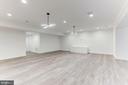 Lower Level Media Built-in - 3127 18TH ST N, ARLINGTON