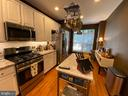 Kitchen - Updated - 44343 SILKWORTH TER, ASHBURN