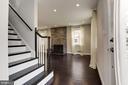 Foyer - 2810 NEWTON ST NE, WASHINGTON