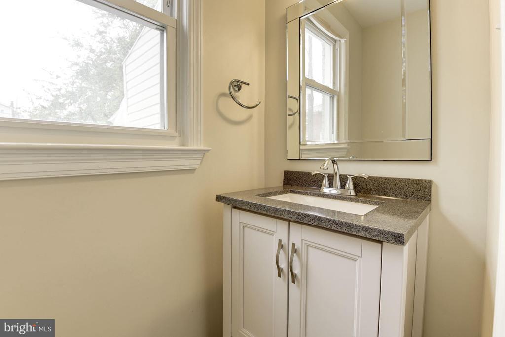Powder Room - 2810 NEWTON ST NE, WASHINGTON