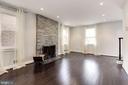 Living Room - 2810 NEWTON ST NE, WASHINGTON