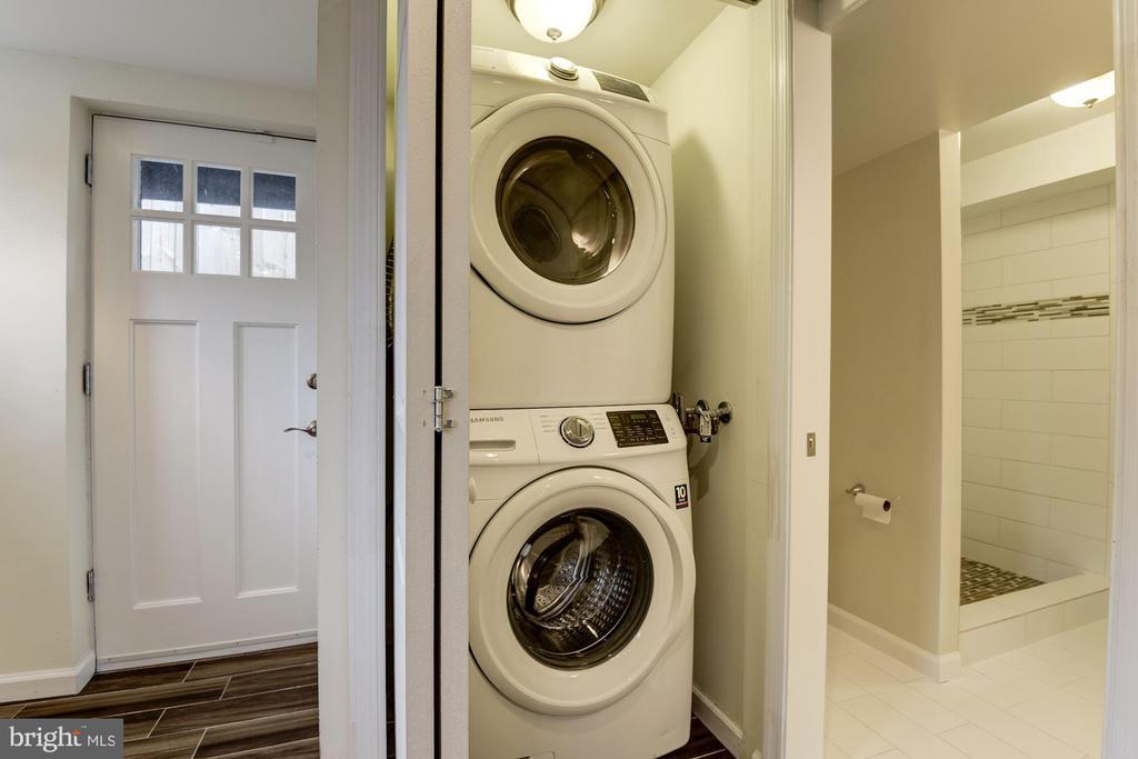 Laundry Room - 2810 NEWTON ST NE, WASHINGTON