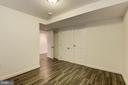 Basement Bedroom - 2810 NEWTON ST NE, WASHINGTON