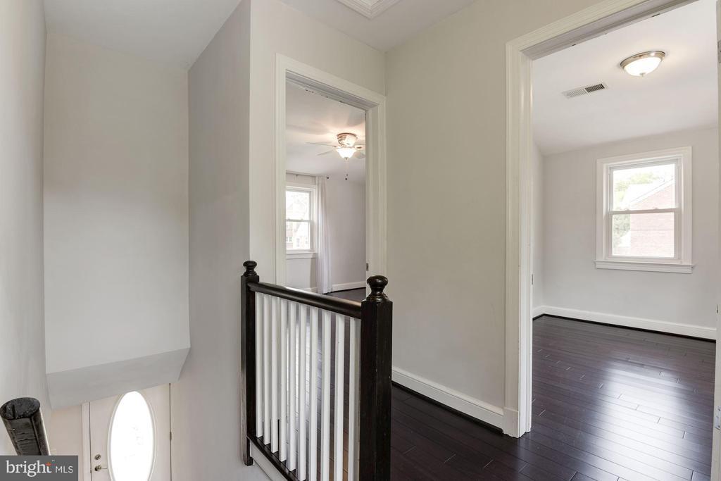 Hallway - 2810 NEWTON ST NE, WASHINGTON