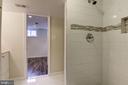 Basement Full Bathroom - 2810 NEWTON ST NE, WASHINGTON