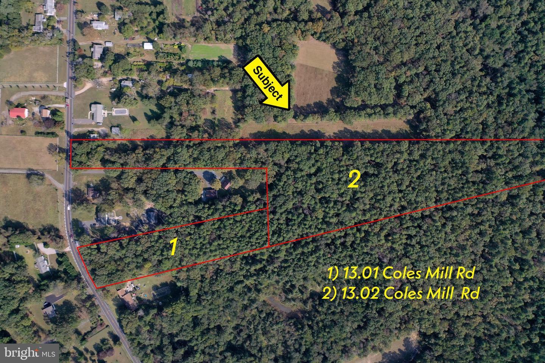 土地,用地 为 销售 在 Franklinville, 新泽西州 08322 美国