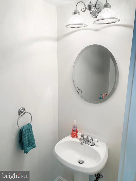 Half Bath - 8627 ANNA CT, MANASSAS PARK
