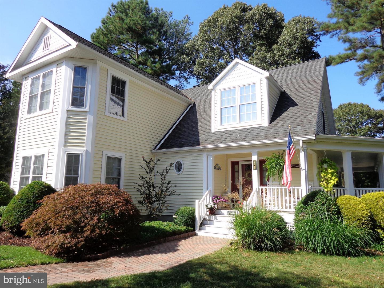 Single Family Homes para Venda às 33509 CLEEK WAY #3305 Millsboro, Delaware 19966 Estados Unidos