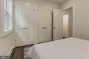 1st Bedroom - 417 4TH ST SE #2, WASHINGTON