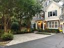 Stone and Copper Accents, Professionally Landscape - 7357 NICOLE MARIE CT, MCLEAN