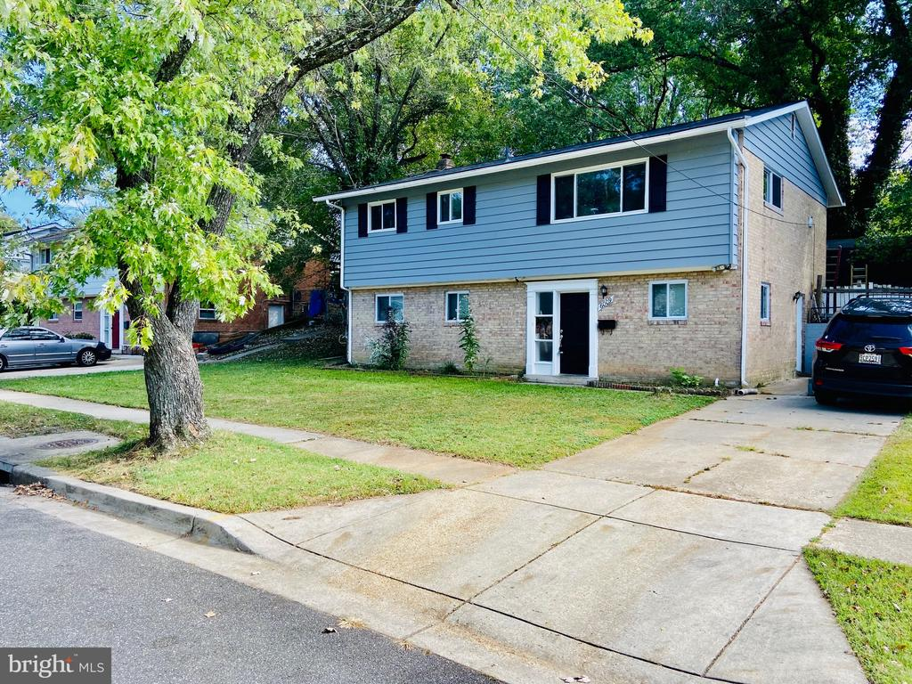 Exterior - 6009 LADD RD, SUITLAND