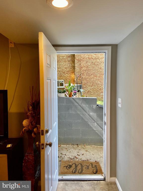 Walk out basement - 6009 LADD RD, SUITLAND