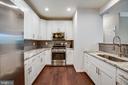NEW Kitchen - 621-209 COBBLESTONE BLVD #209, FREDERICKSBURG