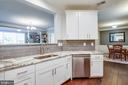 Exquisite NEW  Kitchen - 621-209 COBBLESTONE BLVD #209, FREDERICKSBURG